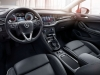 Nuova Opel Astra Sports Tourer station wagon interni