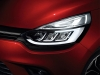 Nuova Renault Clio restyling 2016 fari full LED
