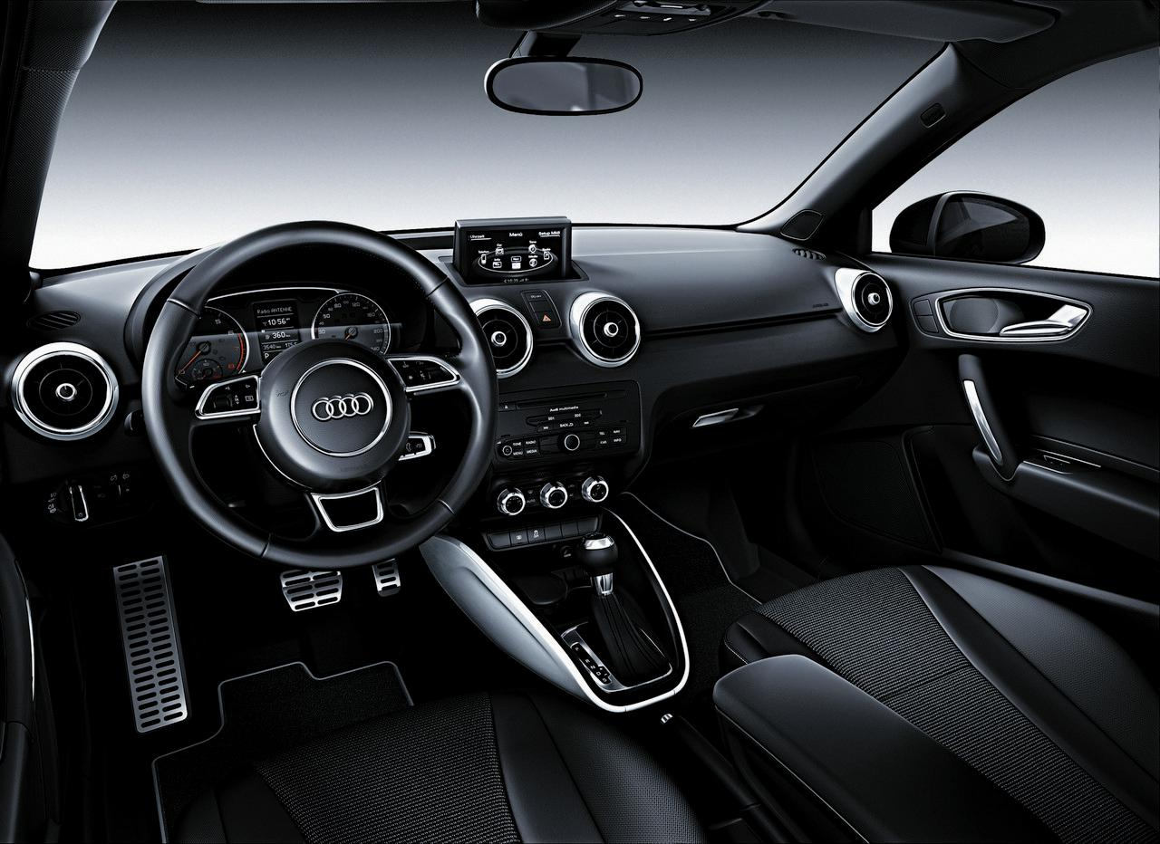 audi a1 amplified prezzi e dotazione dei nuovi allestimenti sportivi italiantestdriver. Black Bedroom Furniture Sets. Home Design Ideas