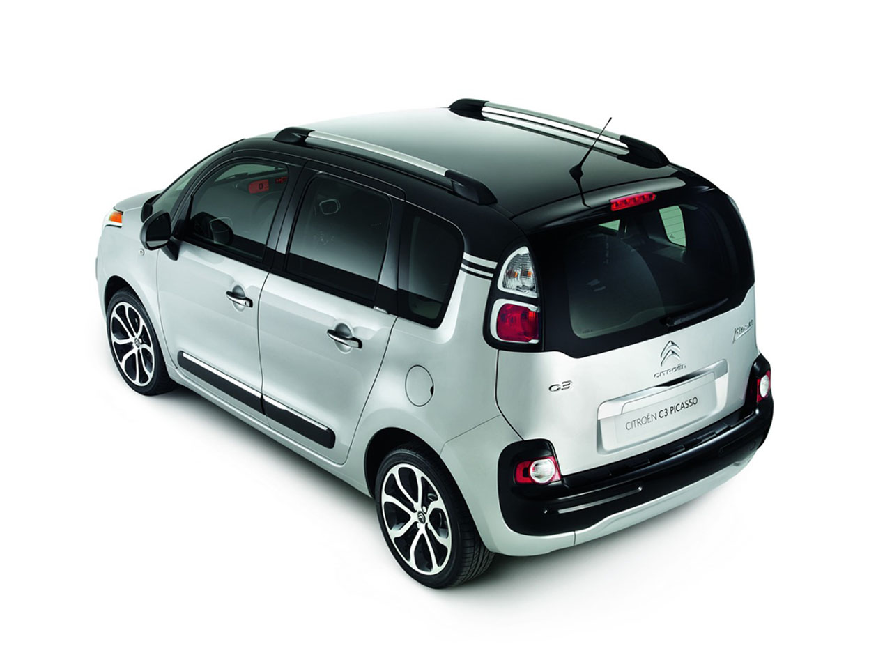 citroen c3 picasso exclusive cinema il grande schermo in auto italiantestdriver. Black Bedroom Furniture Sets. Home Design Ideas
