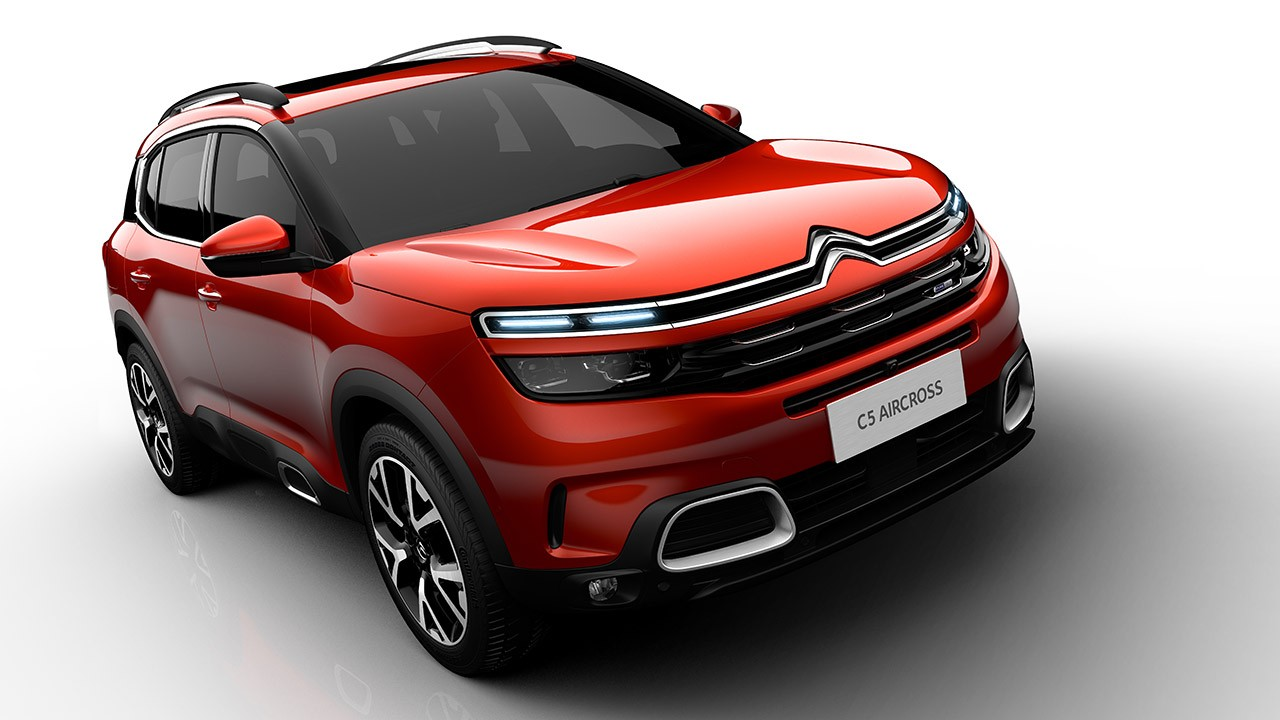 Citroen C5 Aircross SUV - ItalianTestDriver (14)