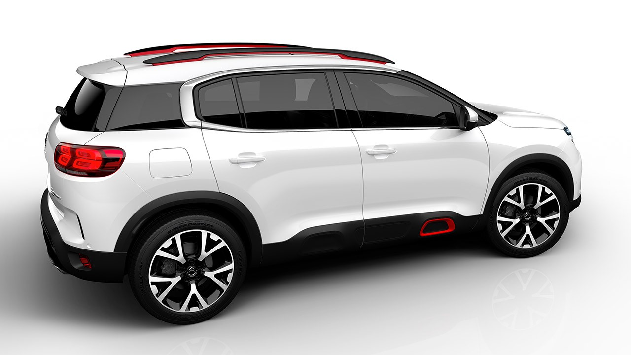 Citroen C5 Aircross SUV - ItalianTestDriver (2)