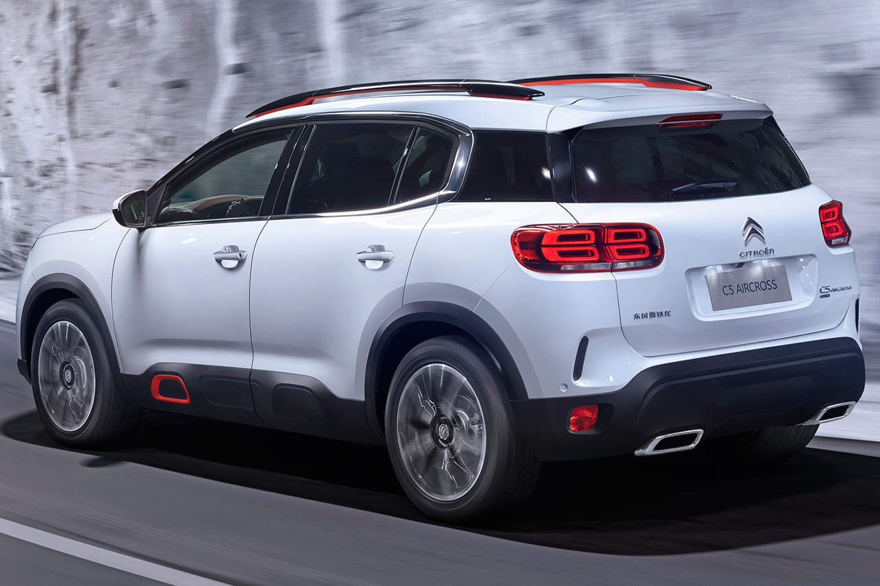 Citroen C5 Aircross SUV - ItalianTestDriver (4)