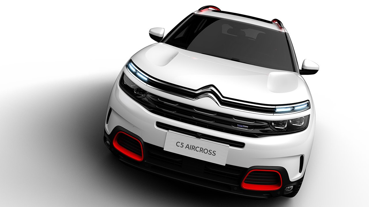 Citroen C5 Aircross SUV - ItalianTestDriver (7)