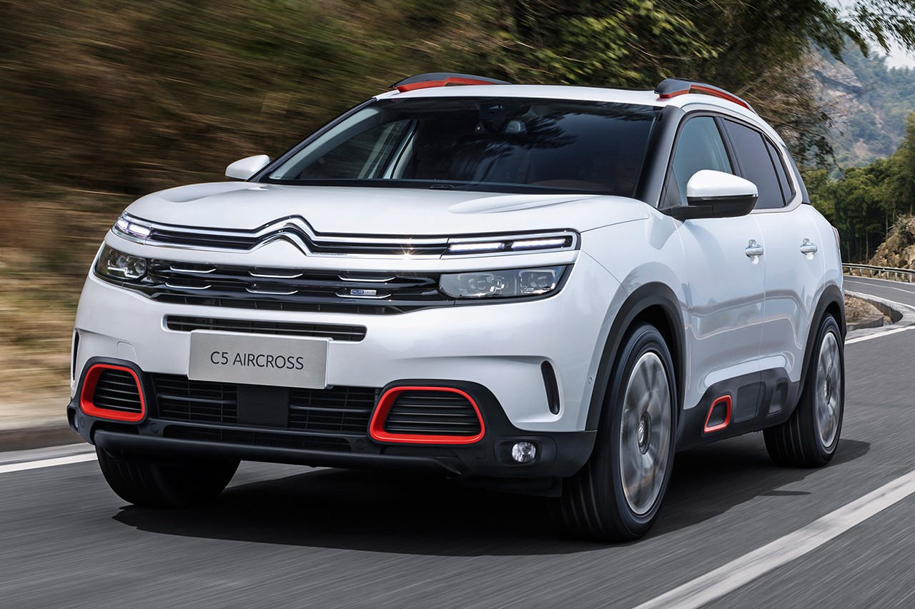citroen c5 aircross in arrivo la nuova suv anche ibrida italiantestdriver. Black Bedroom Furniture Sets. Home Design Ideas