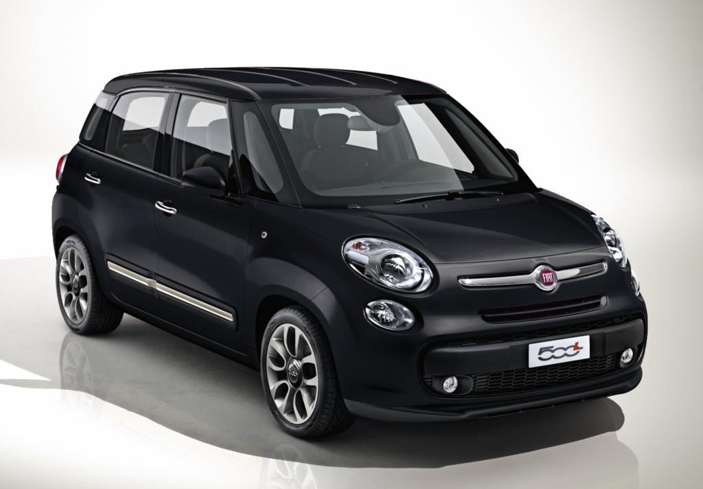 nuova fiat 500l video di presentazione italiantestdriver. Black Bedroom Furniture Sets. Home Design Ideas