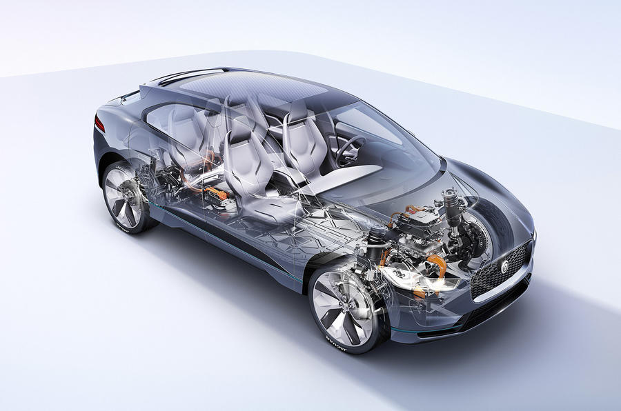 jaguar_i-pace-platform battery engine-ItalianTestDriver