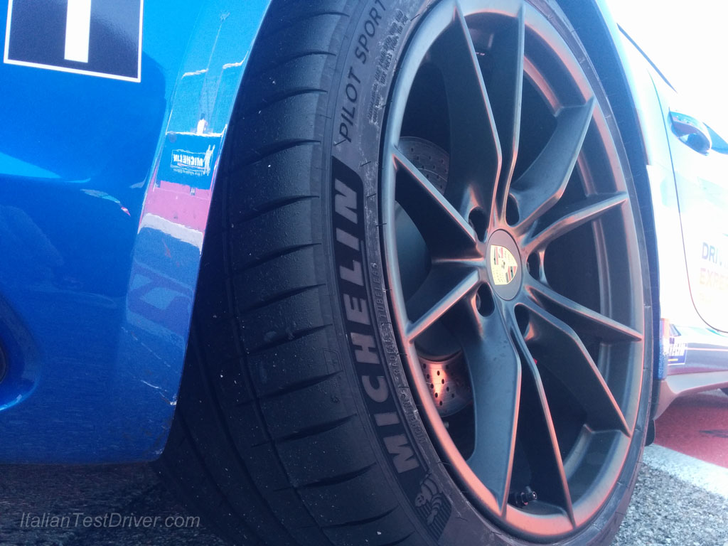 Michelin Pilot Sport 4S and Porsche 911 Carrera GTS (41)