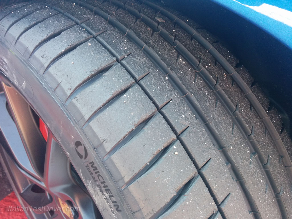 Michelin Pilot Sport 4S and Porsche 911 Carrera GTS (55)