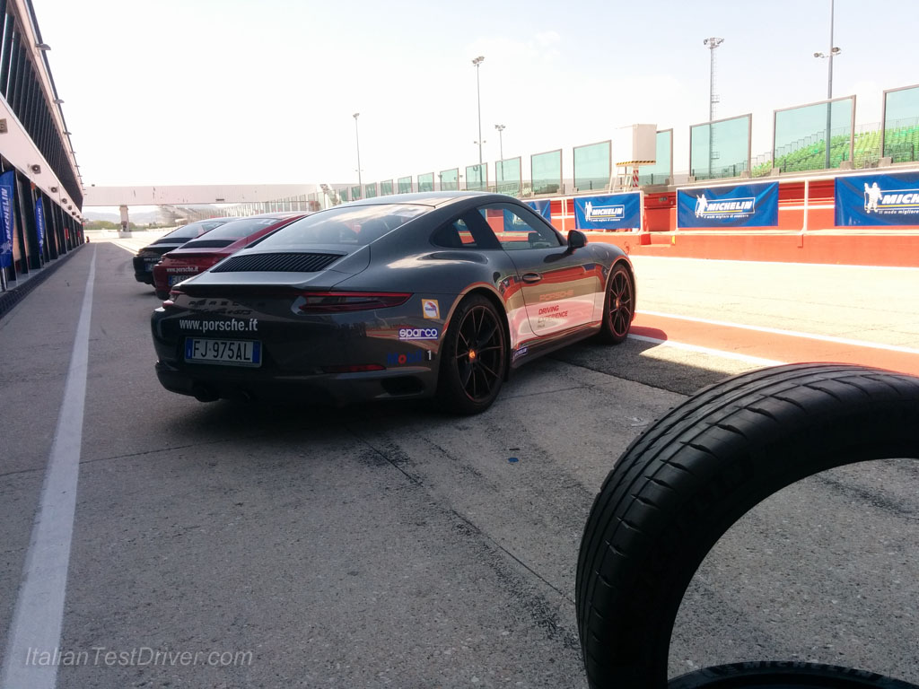 Michelin Pilot Sport 4S and Porsche 911 Carrera GTS (72)
