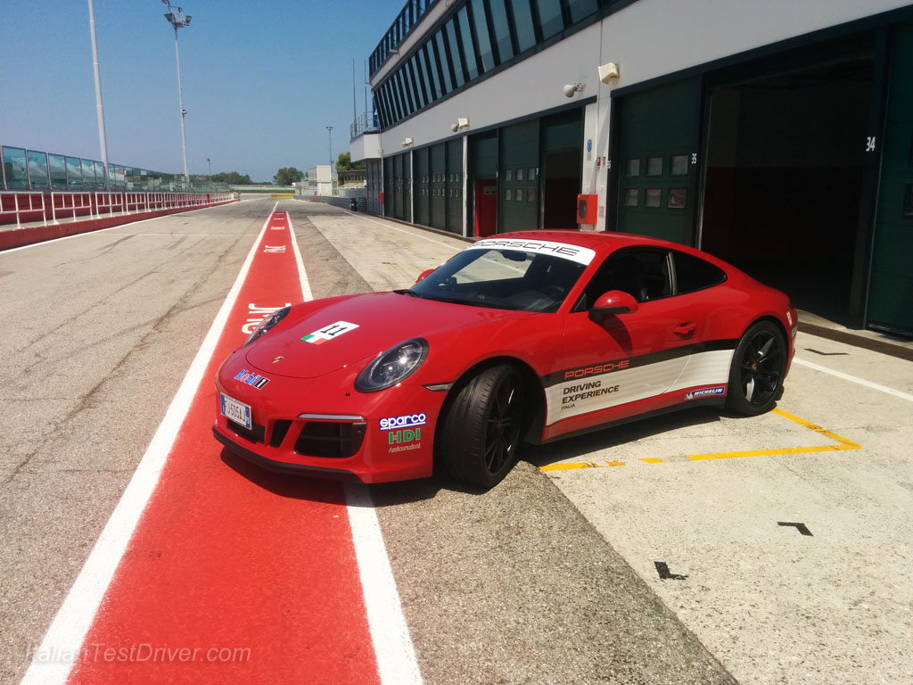 Michelin Pilot Sport 4S and Porsche 911 Carrera GTS (83)