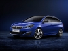 Nuova Peugeot 308 GT station wagon SW (1)
