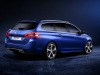 Nuova Peugeot 308 GT station wagon SW (2)