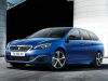 Nuova Peugeot 308 GT station wagon SW (4)
