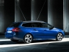 Nuova Peugeot 308 GT station wagon SW (5)