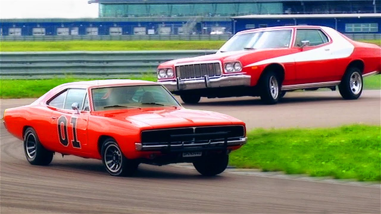 Charger Hazzard