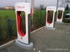 Tesla Supercharger Modena