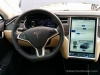 Test Drive Tesla Model S P85 Performance interni (2)