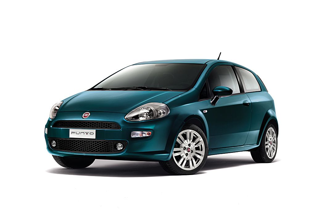 fiat punto my 2012 immagini ufficiali italiantestdriver. Black Bedroom Furniture Sets. Home Design Ideas
