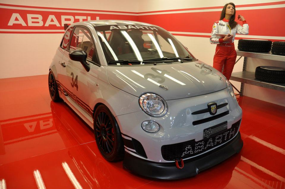 hansy s abarth 500 ss. Black Bedroom Furniture Sets. Home Design Ideas