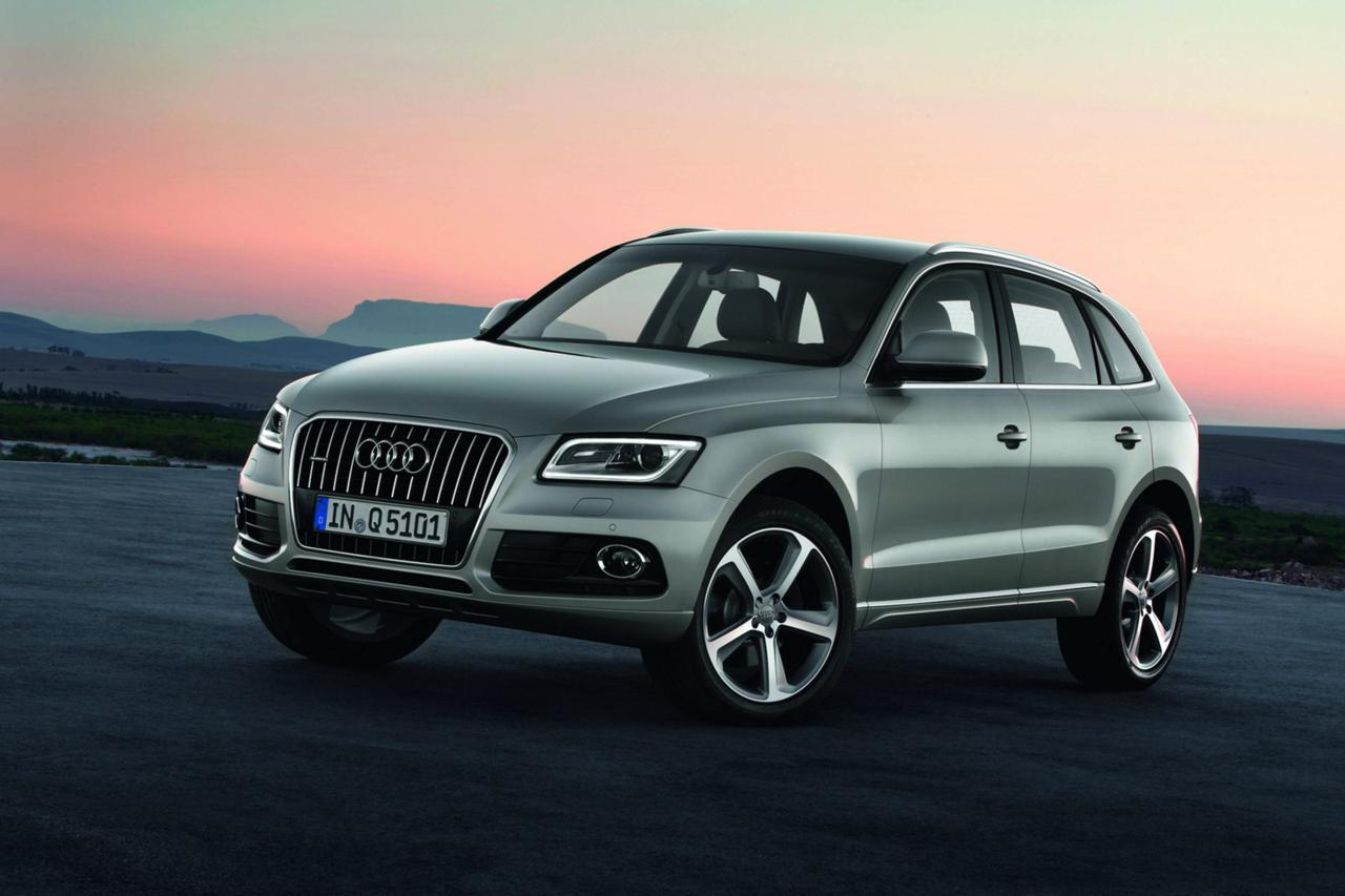 audi q5 restyling immagini ufficiali e dati tecnici italiantestdriver. Black Bedroom Furniture Sets. Home Design Ideas