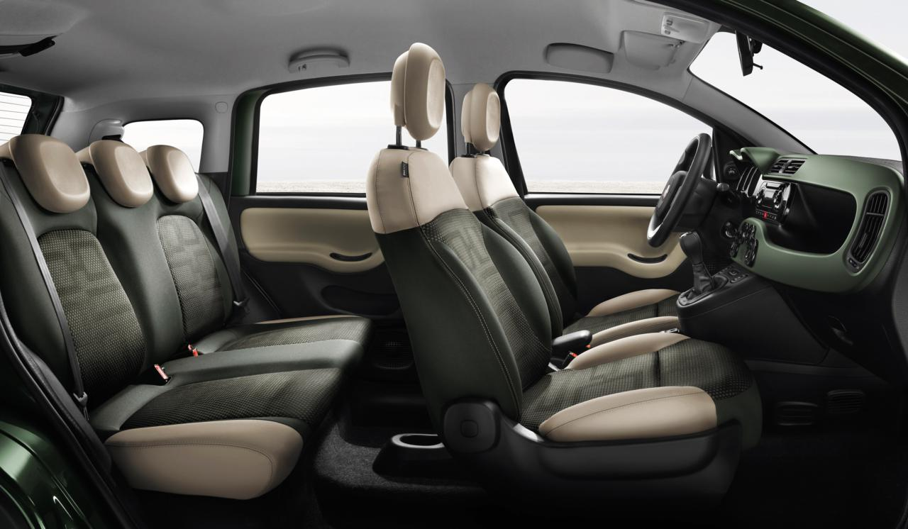 nuova fiat panda 4x4 immagini ufficiali e dati tecnici italiantestdriver. Black Bedroom Furniture Sets. Home Design Ideas