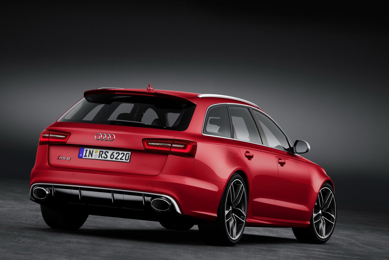 nuova audi rs6 avant 2 italiantestdriver. Black Bedroom Furniture Sets. Home Design Ideas