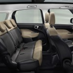 Fiat 500L Living interni