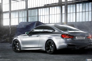 BMW M4 Coupè concept: lunga vita al re!