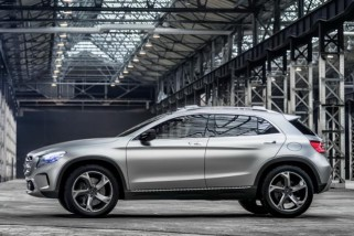 Mercedes GLA: video ufficiale