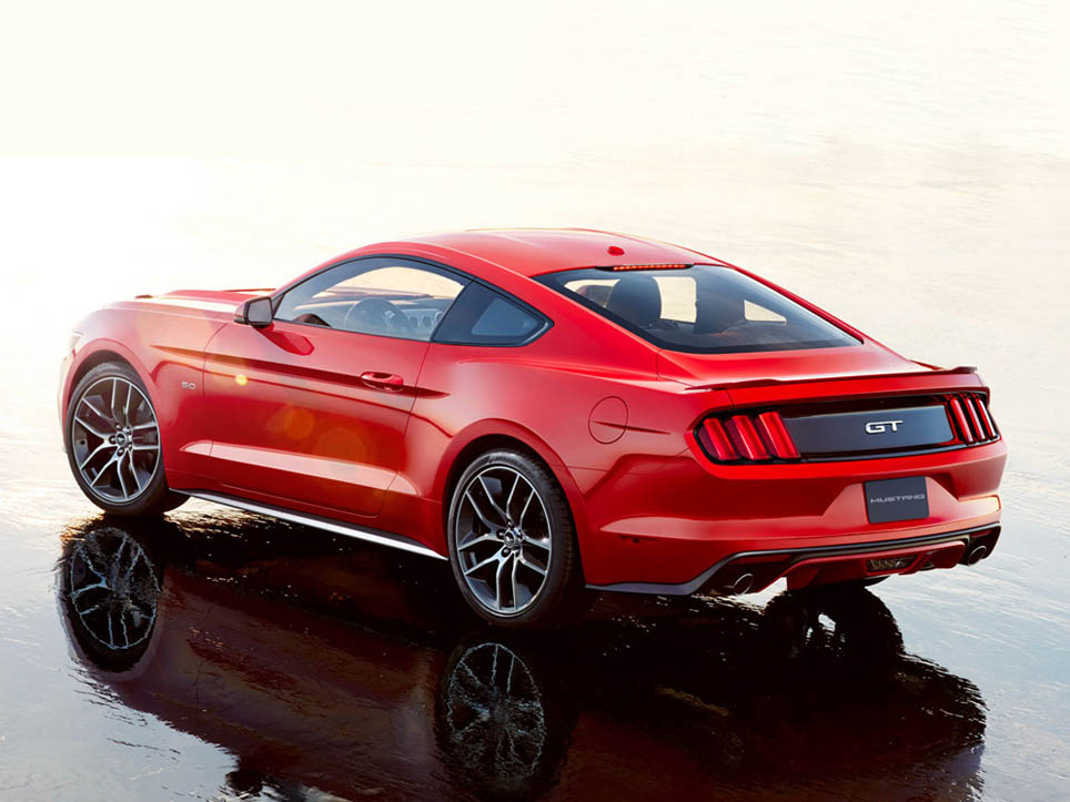 Nuova Ford Mustang 2014 (9)