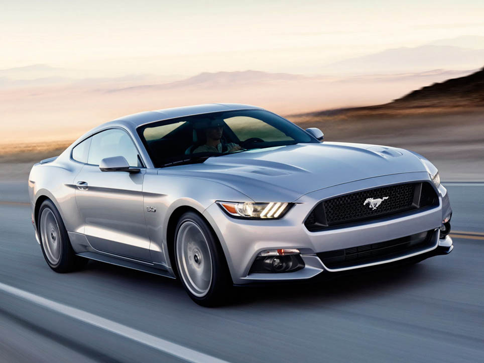 Nuova Ford Mustang GT 2014 (1)