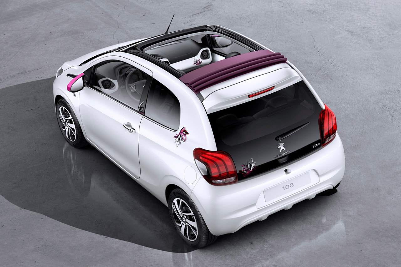 nuova peugeot 108 top 5 italiantestdriver. Black Bedroom Furniture Sets. Home Design Ideas