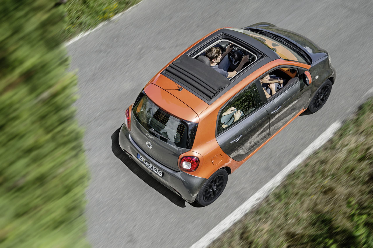 Nuova Smart ForFour 2015 (3)