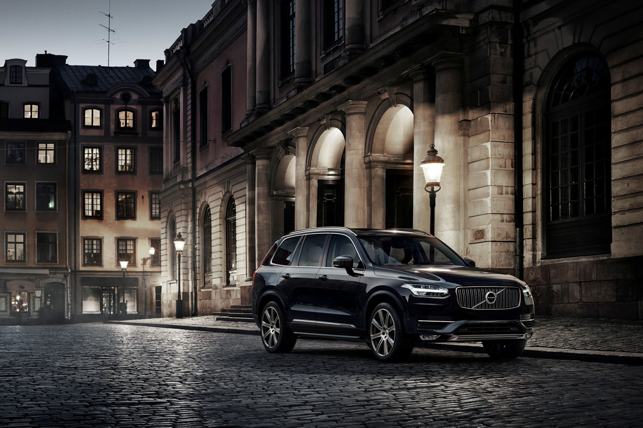 Nuova Volvo XC90 First Edition