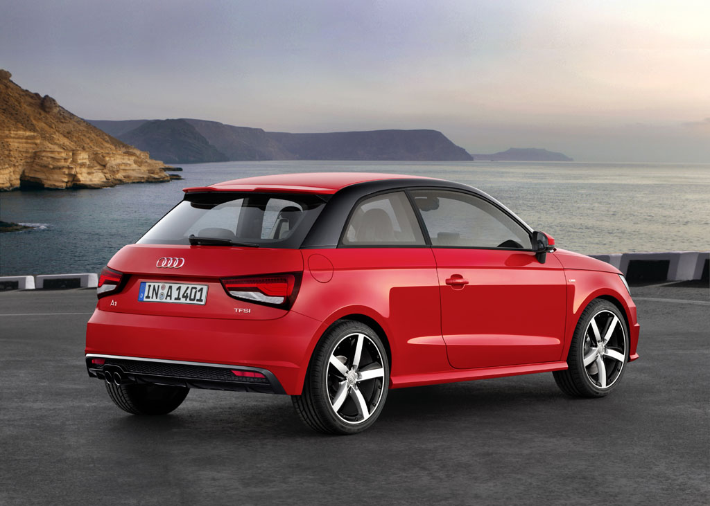 Audi A1 restyling 2015 (6)