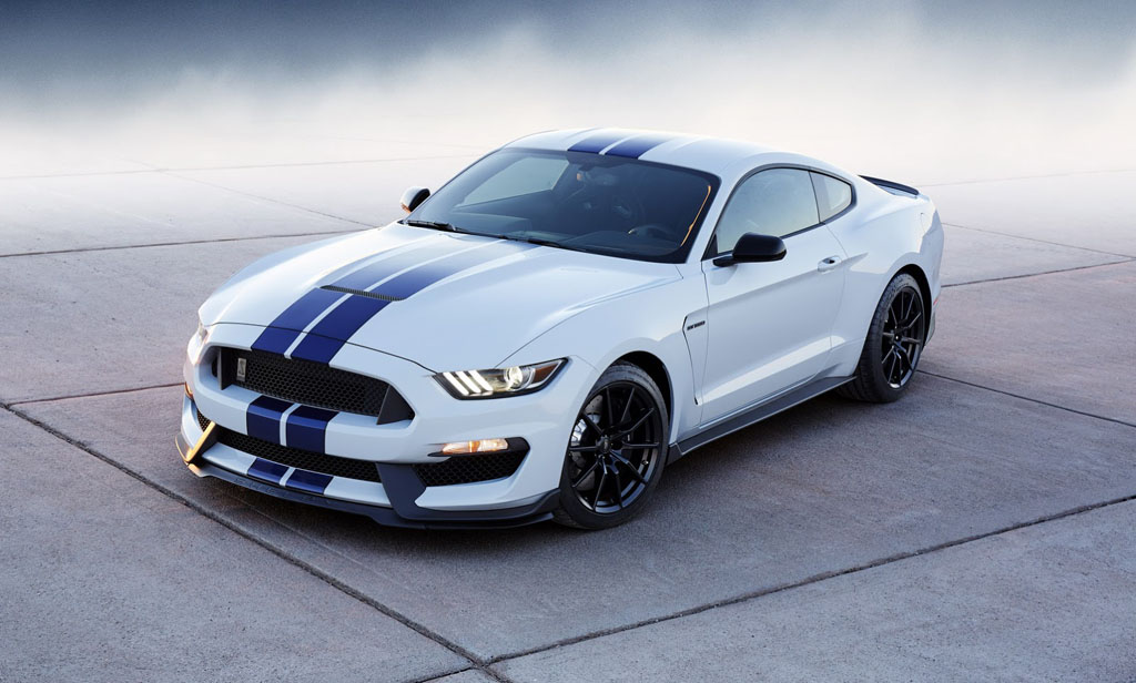 Nuova Ford Mustang Shelby GT350 (1)
