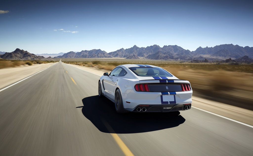 Nuova Ford Mustang Shelby GT350 (12)