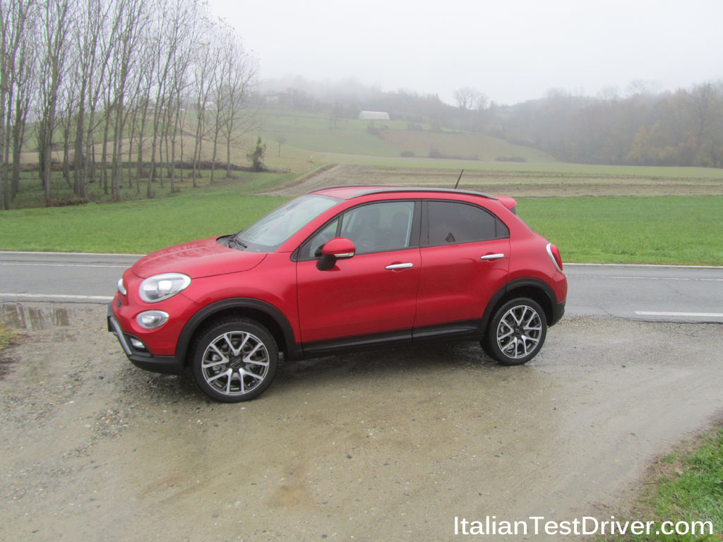 test drive fiat 500x cross plus 13 italiantestdriver. Black Bedroom Furniture Sets. Home Design Ideas