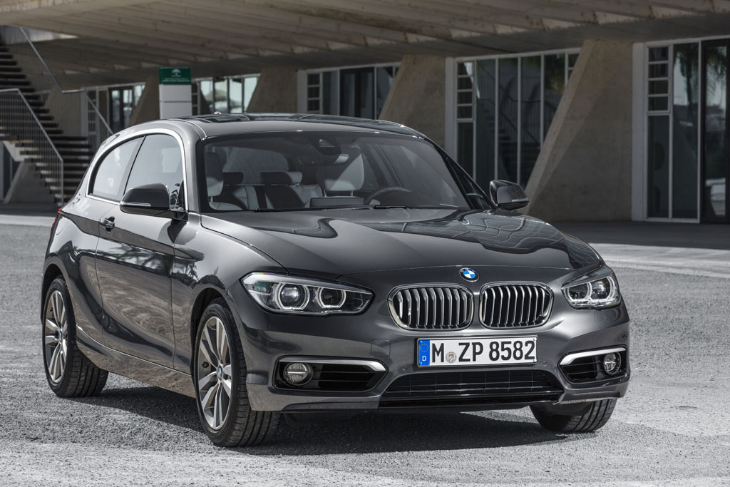 BMW Serie 1 restyling 2015 (66)