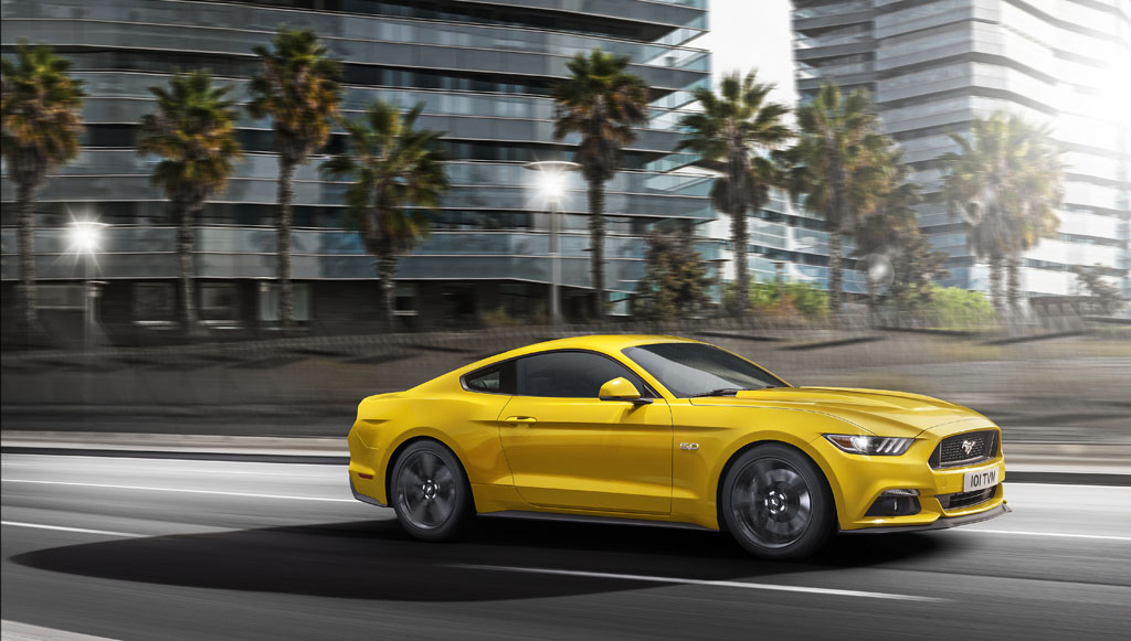 Nuova Ford Mustang (4)