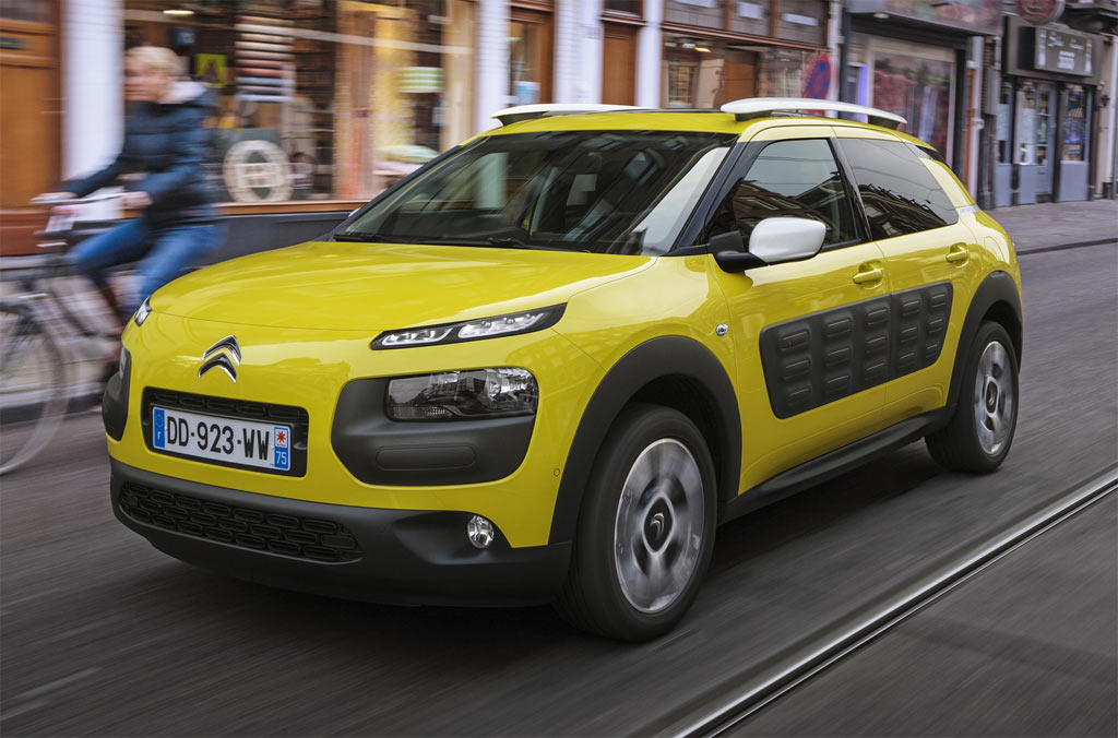 test drive citroen c4 cactus 1 2 2 italiantestdriver. Black Bedroom Furniture Sets. Home Design Ideas