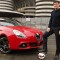 "Alfa Romeo e Javier Zanetti per la partita ""Zanetti and Friends Match for Expo Milano 2015"""