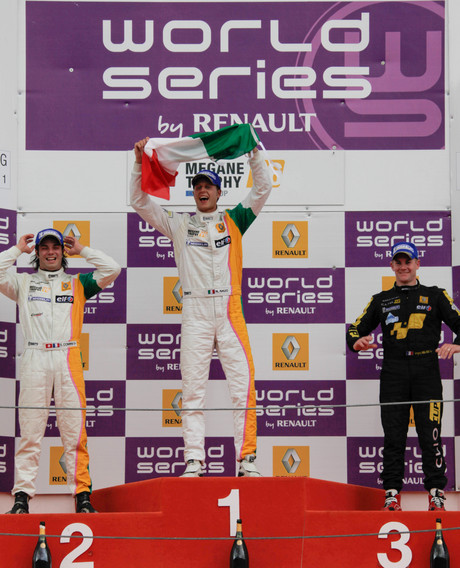 Niccolò Nalio wins ItalianTestDriver