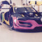 Renault RS 01: i test di Valencia