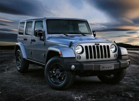 Arriva in Italia la Jeep Wrangler Black Edition
