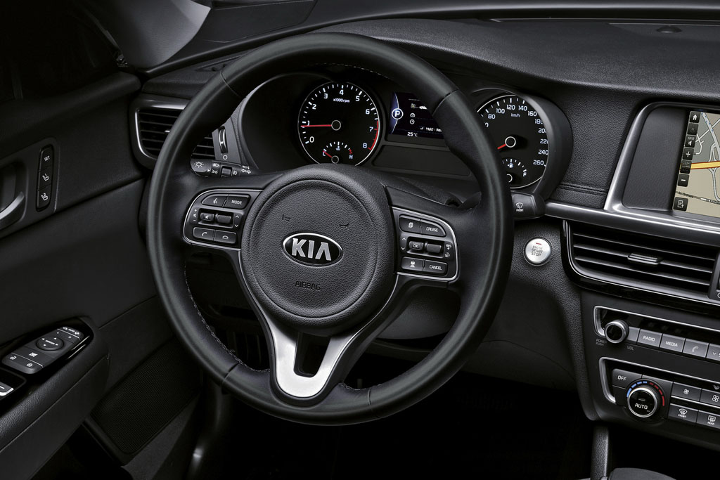 Kia Optima 2015 interni (1)