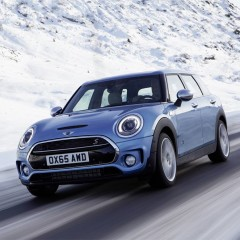 Nuova MINI Clubman ALL4: arriva la trazione integrale