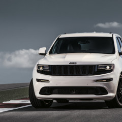 Jeep Grand Cherokee SRT Night: la Jeep più potente di sempre