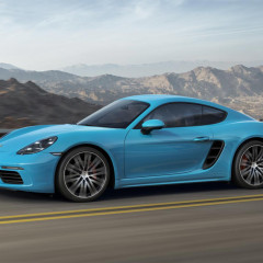 Porsche 718 Cayman, non chiamatela entry level
